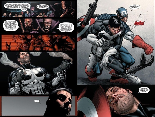 The Punisher Letter Of Intent