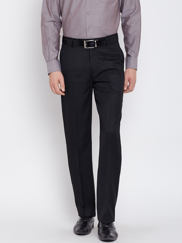 What are the must have formal trouser colors for men? Quora
