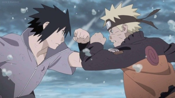 What Are The Top 12 Best Fight Scenes In Naruto?