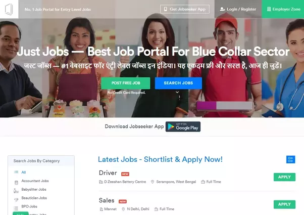 How to go about looking for entry level finance jobs in India Quora