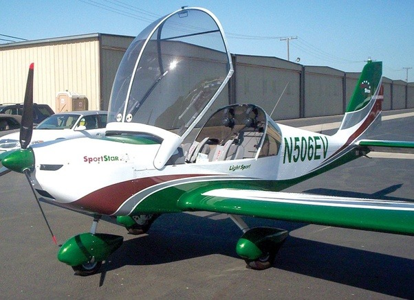 Flying Another Light-Sport Aircraft & What are some civilian affordable planes that have a bubble canopy ...