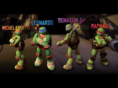 Which Ninja Turtle Wears Which Color Of Bandana Quora