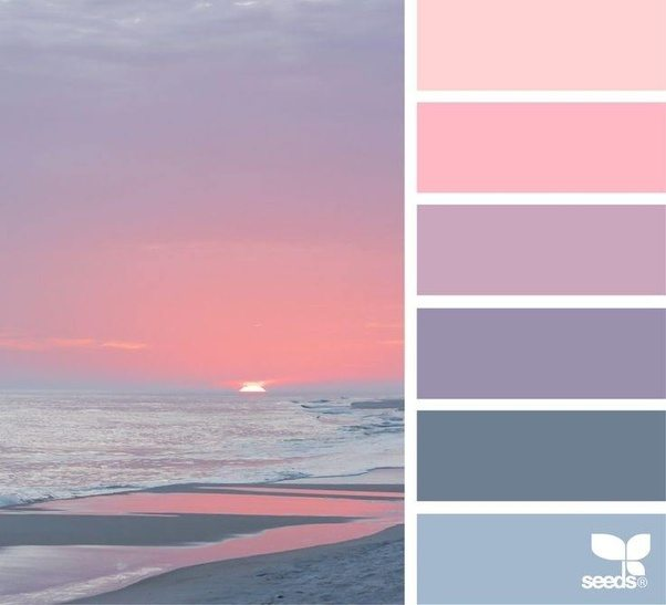 Which Colors Match Pink?