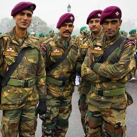 what are the different uniforms of indian army quora