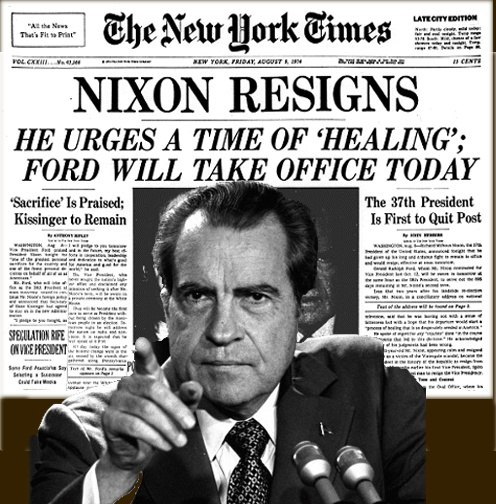 Image result for president nixon says he's not a crook