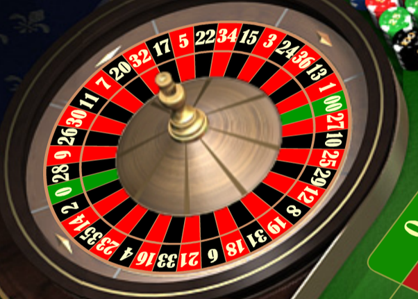 Roulette Red Black