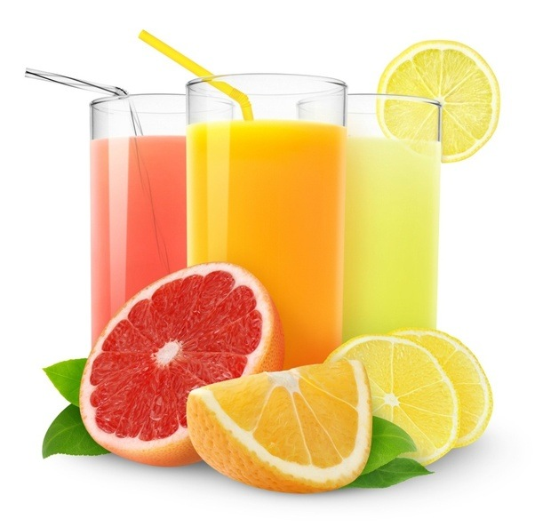 Is it not healthy to drink fruit juice immediately after ...