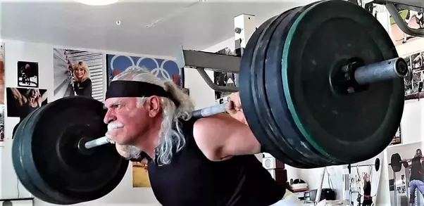 Although I have been training with Squats and few more Powerlifting and  Weightlifting exercises for years, I am not injured, but I am usually sore  from ...