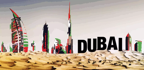 Why is Dubai called a fake city? - Quora