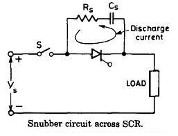 What is the difference between a snubber circuit and crowbar circuit ...
