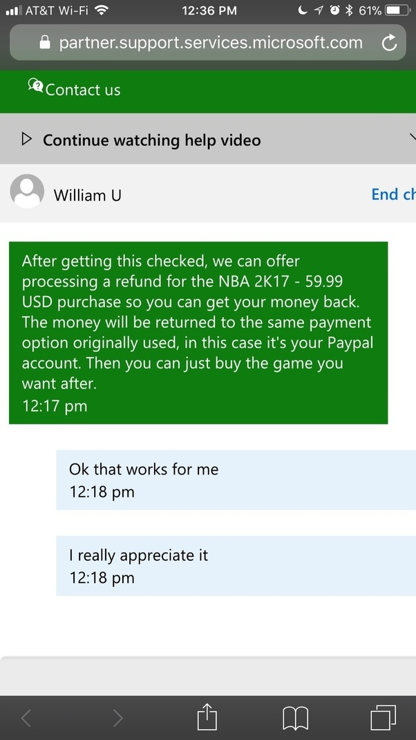 Can you get a refund on digital purchases on xbox one quora in my case it was an honest mistake where id erroneously purchased the wrong edition of the game ill leave this here in case anyone is looking for a ccuart Gallery