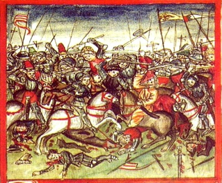 What was the most cruel battle in medieval Europe? - Quora