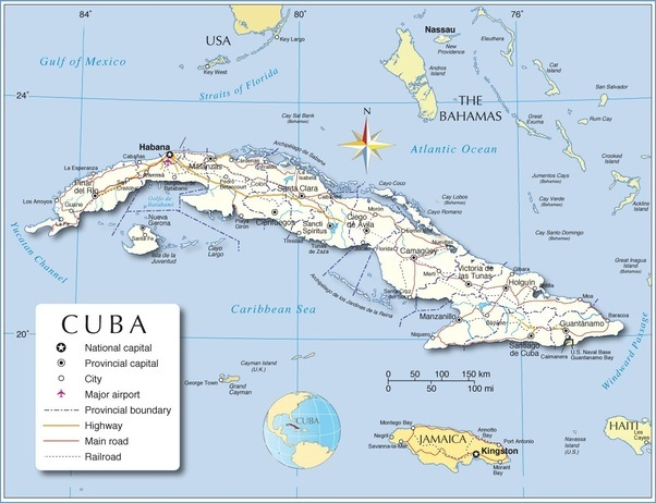 What is the largest island in the west indies quora cubas economy has a planned economy dominated by state run enterprises ose to 80 working population employed in state run enterprises gumiabroncs Gallery