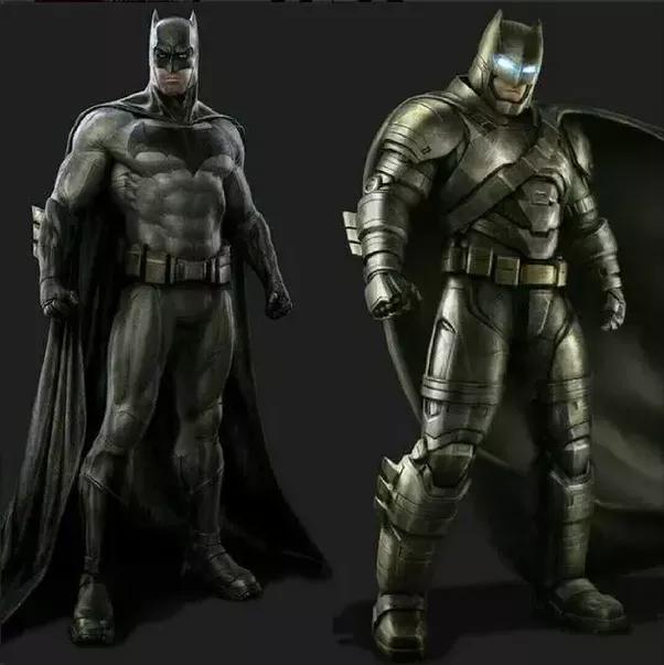Who would win in a fight between Batman (DCEU mechanical ...