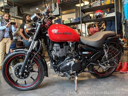 Can I Ride A Royal Enfield Thunderbird 350x If My Height