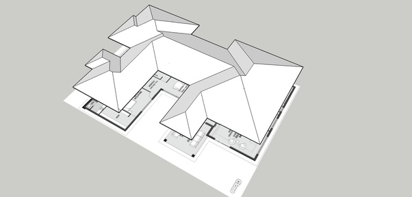 For Such A Complicated Roof Plan How Should My Roof And Roof Trusses Look Like Quora