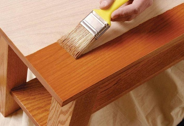 How To Paint Over Painted Wood Quora