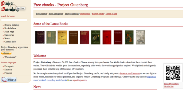 Which are the best sites to download pdf books free quora project gutenberg is the oldest digital library in the world founded in 1971 it has mostly specialized in digitizing classics whose copyright expired and fandeluxe Choice Image