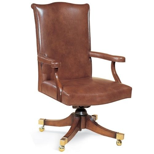 Presidents Generally Get To Pick A Chair For His Desk That Heu0027s Comfortable  With. After All, Itu0027s Where He Works. President Obama Uses A Chair Like  This: