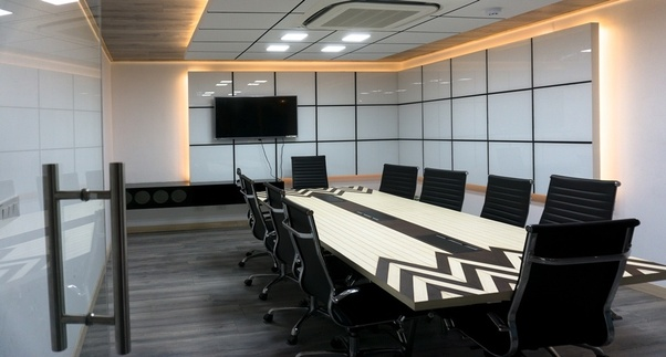 The Shared Office Space In Metropolitan Like Chennai Is Well Equipped,  Organized And Systematized Through Implementation Of Hardware System Which  Ultimately ...