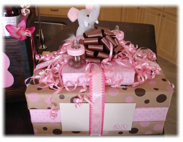 What Are Some Good Gift Wrapping Ideas For Baby Showers Quora