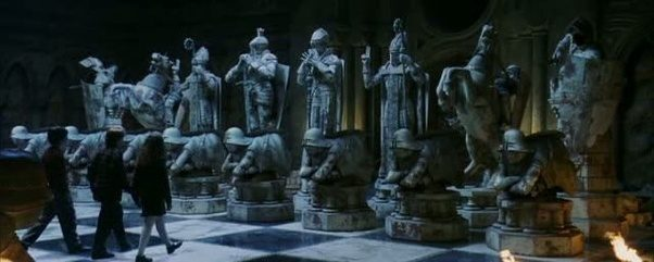 Harry Potter Chess Boards