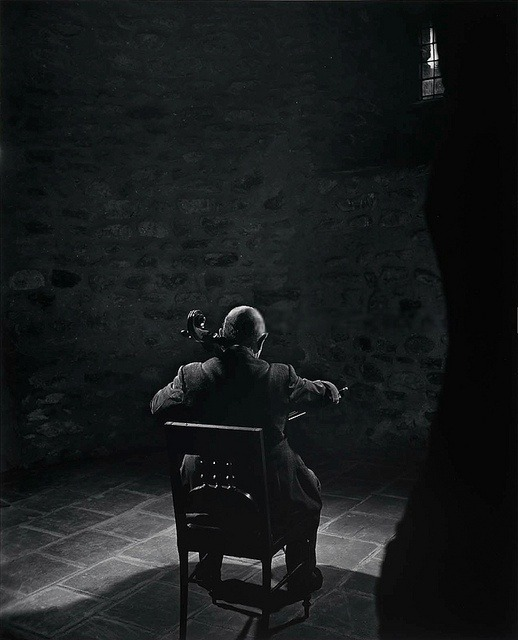Yousuf karsh any but in particular i love his portrait of pablo casals