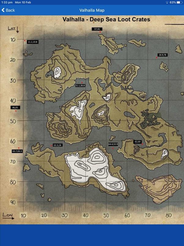 ark best map