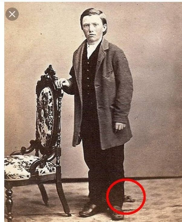 Sexually repressed victorians