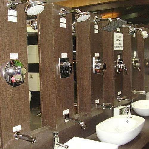Bathroom Tile Displays: What Are Some Brand Names For Bathroom Fittings?