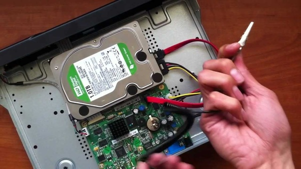 Does a CCTV system work without a hard disk? - Quora