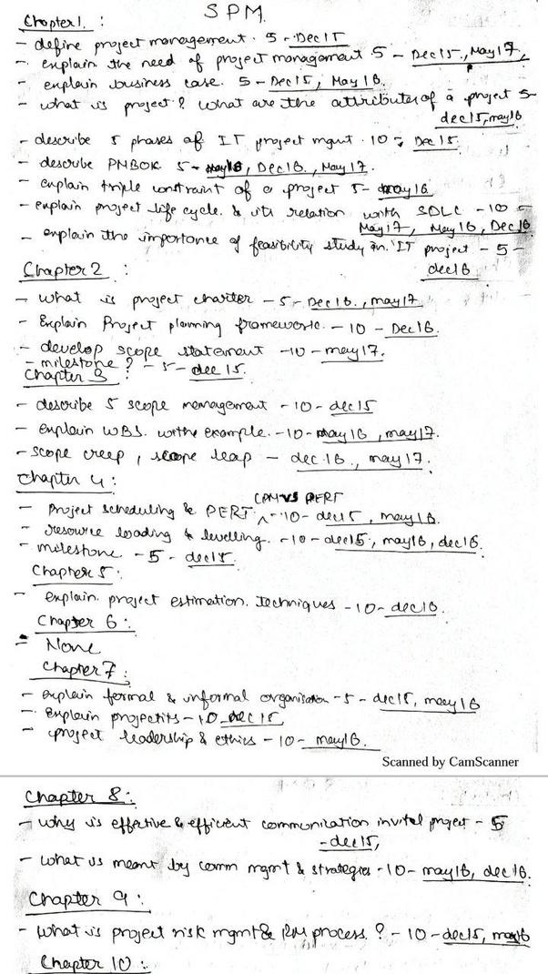 How to score an 8+ CGPA in engineering in Mumbai University