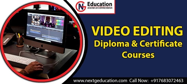 Where can I learn video editing course in north Delhi? - Quora
