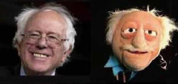 balcony muppets characters What Character Does Bernie Sanders Look Like Quora