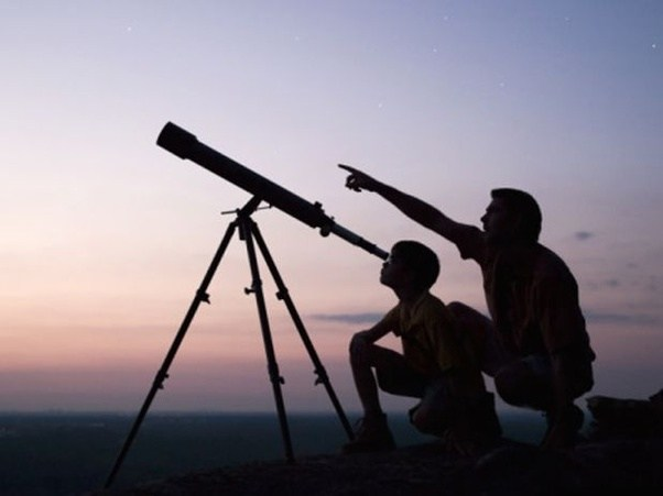 How was the first telescope made and who made it quora