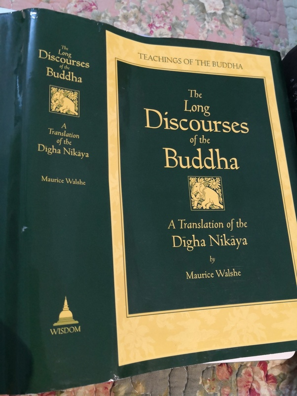 Which books have actual teachings of Buddha, without