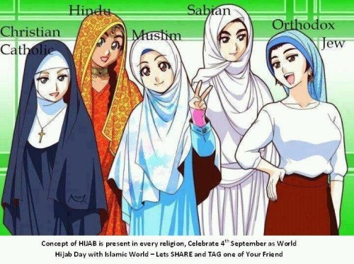 Hijab Is A Must For Them To Be Worn After They Reach PubertyThis The Time Where Teen Adults Include Both Men And Women Are Vulnerable Everything