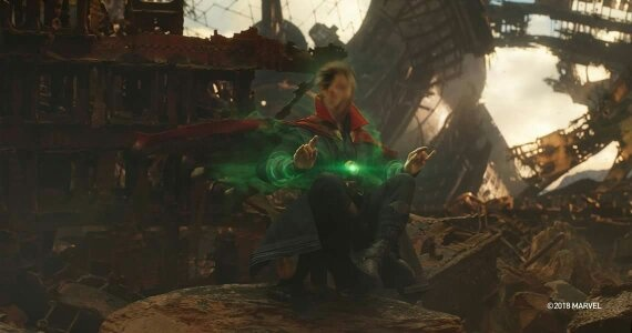 Image result for doctor strange number of possibilities
