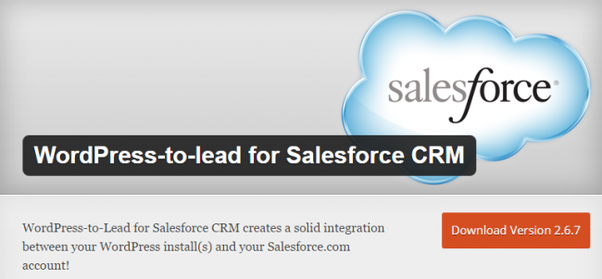 What are the best CRM wordpress Plugins? - Quora