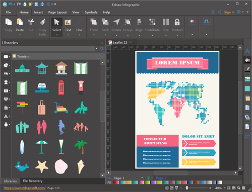 which software is ideal for making posters and flyers quora