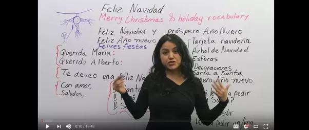 Speaking amateur Spanish