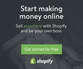 Shopify Make a Money
