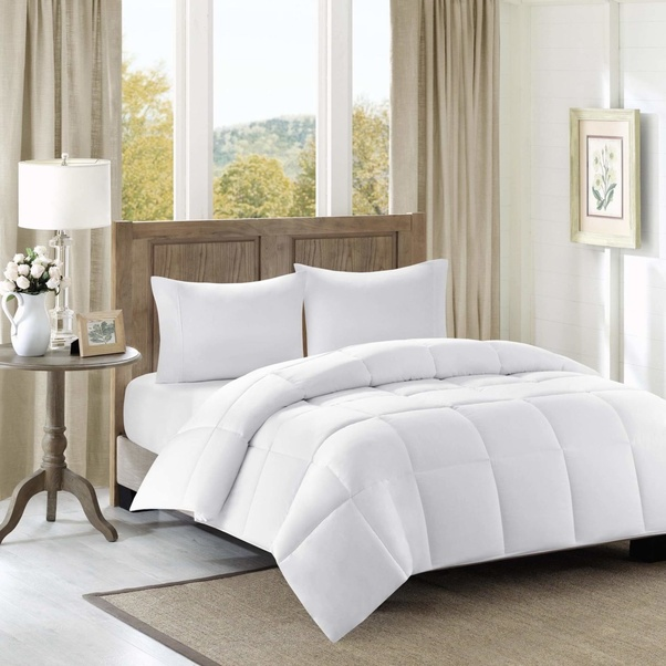 The Difference Between Quilt Comforter Duvet And Bedspread