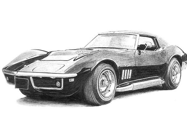 10 Forgotten Muscle - Chevrolet Corvette L88