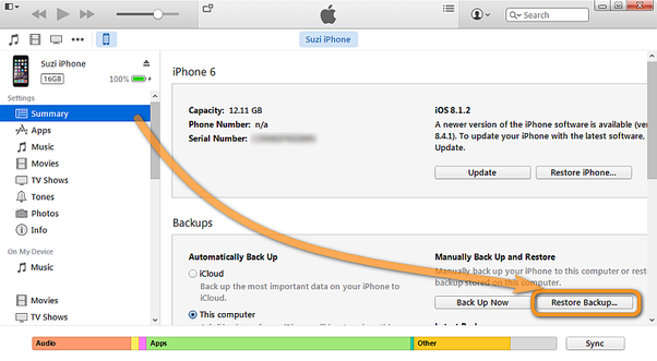 how to get your deleted pictures back on iphone