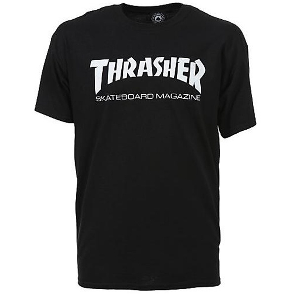 cff5f535f935 Why are those wearing Thrasher shirts considered posers? - Quora