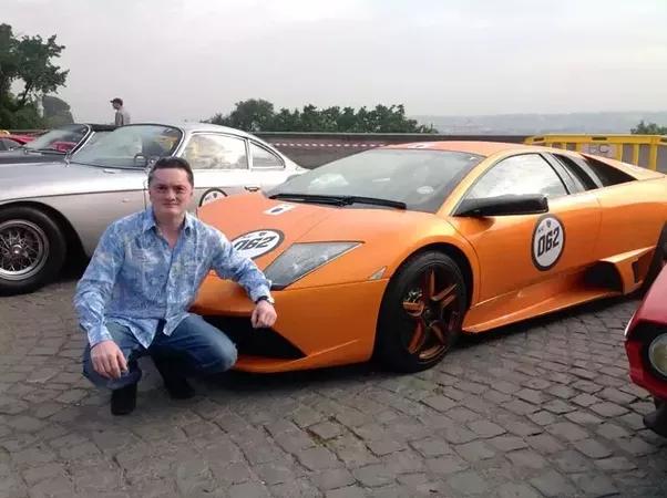 Great Ref:  Lamborghini Owners In India