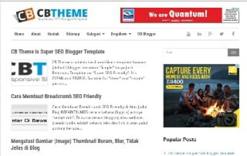 What Are Some Very Simple And Mobile Friendly Templates For A