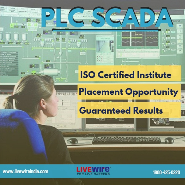 How important is the knowledge of PLC/SCADA in today's job market