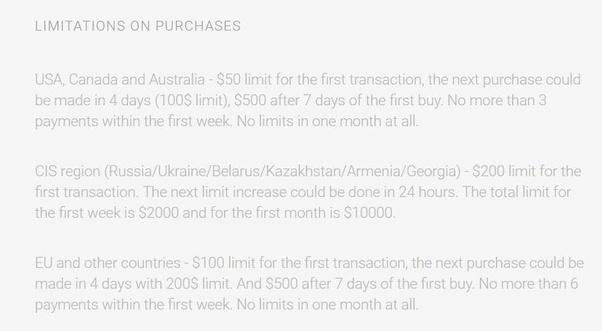 buy cryptocurrency australia no limit